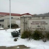 Photo taken at Pennsylvania Welcome Center by Derek D. on 2/2/2013