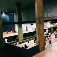 Photo taken at Metrô-DF - Estação Central by Julio Z. on 7/17/2014
