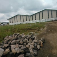 Photo taken at PT. ECO Paper Indonesia by orsof s. on 6/18/2014