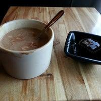 Photo taken at Modern Dwellers Chocolate Lounge by Lara T. on 6/27/2013