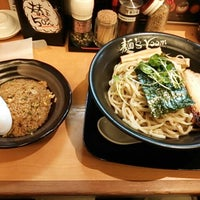 Photo taken at 麺's room 神虎 なんば店 by きゅっぷっいふもっ on 10/5/2013