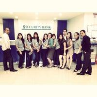 Photo taken at Security Bank by Erika B. on 7/11/2013