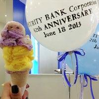 Photo taken at Security Bank by Erika B. on 6/19/2013