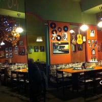 Photo taken at Kobra Music Klub by Ksenia A. on 10/25/2014