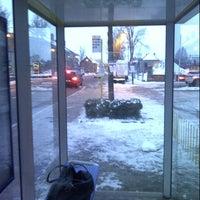 Photo taken at Halte flikken by Martinio A. on 1/19/2013