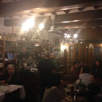 Photo taken at Trattoria Ruggero by Tufan Ç. on 2/14/2016