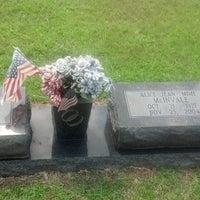 Photo taken at Ellisville cemetery by Robert M. on 8/20/2013