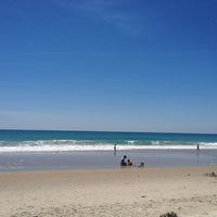 Photo taken at Surf City Beach by Isabel H. on 5/28/2013
