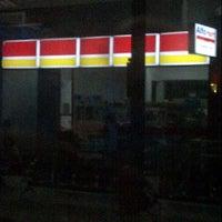 Photo taken at Alfamart Stasiun Purwokerto by Itsna M. on 8/20/2013