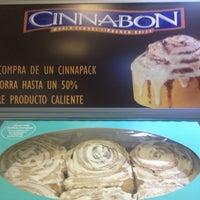 Photo taken at Cinnabon by Poncho H. on 6/24/2013