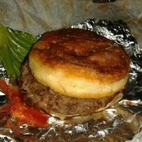 Photo taken at big-o' burger by Mis balas l. on 7/18/2015