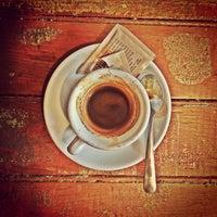 Photo taken at Dollop Coffee & Tea Co. by TURBORICUA on 3/30/2013