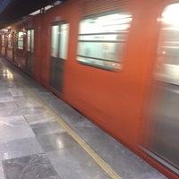 Photo taken at Base Sagitario 3 Metro Muzquiz by Ariana C. on 10/14/2016