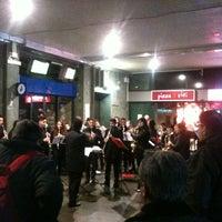 Photo taken at Stazione Reggio Calabria Centrale by Maria D. on 1/5/2015