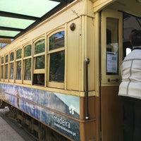 Photo taken at Porto City Tram Tour Line 1 by Ksenia K. on 4/8/2016