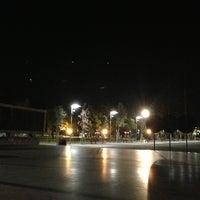 Photo taken at Άγαλμα Μεγάλου Αλεξάνδρου by Kouki on 6/16/2014