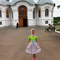 Foto scattata a Успенский Трифонов монастырь da Оля Гребеник il 7/24/2013