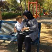 Photo taken at Açık Hava Parkı by Esra S. on 10/3/2016