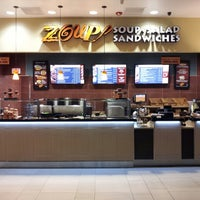 Photo taken at Zoup! by Becky B. on 7/28/2013