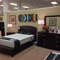 Photo taken at Raymour & Flanigan Furniture Store by Tom S. on 9/25/2013