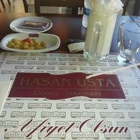 7/1/2013 tarihinde Melih O.ziyaretçi tarafından Dönerci Hasan Usta'de çekilen fotoğraf
