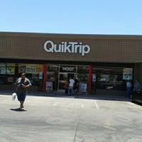 Photo taken at QuikTrip by Millie H. on 5/24/2013