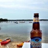 Photo taken at Lake Wequaquet by Adam R. on 5/25/2013