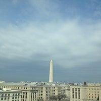 Photo taken at Mandarin Oriental, Washington DC by Irina M. on 3/16/2013
