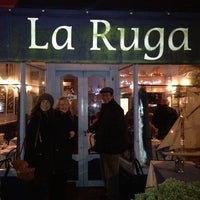 Photo taken at Trattoria La Ruga by Peter S. on 12/22/2012