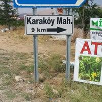 Photo taken at Özdemir Köyü by İbrahim Y. on 8/28/2016