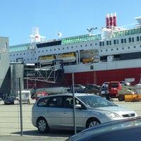 Снимок сделан в Risavika Ferry Terminal пользователем F S. 7/21/2013