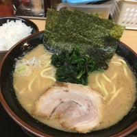 Photo taken at 家系ラーメン 松田家 by acura on 5/29/2018