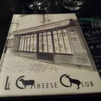 Photo taken at Le Cheese Club by Be H. on 3/19/2014