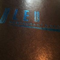 Photo taken at Bleu Restaurant & Bar by Matt W. on 9/4/2015