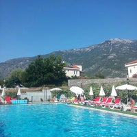 Photo taken at green valley restaurant & bar by Tugce B. on 7/17/2015