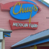 Photo taken at Chuy's by Merlin B. on 6/24/2013
