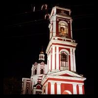 Photo taken at Храм Вознесения За Серпуховскими Воротами by О on 10/10/2013