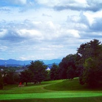 Photo taken at Green Meadow Country Club by Nick P. on 9/10/2014