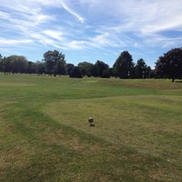 Photo taken at Briar Leaf Golf Club by Nick P. on 9/14/2013