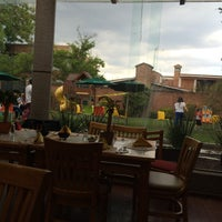 Photo taken at El Meson Del Molino by Margarita O. on 3/29/2015