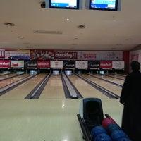 Photo taken at Universal Bowling Center by Lamya A. on 5/22/2013