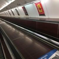 Photo taken at Metro =B= Anděl by Roman D. on 12/7/2016