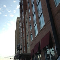 Photo taken at Sheraton Duluth Hotel by Johnn D. on 10/3/2012