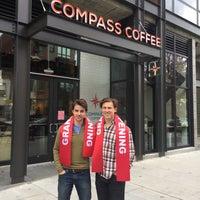 11/28/2015에 Cori Sue님이 Compass Coffee에서 찍은 사진