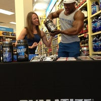 Photo taken at The Vitamin Shoppe by Ruben R. on 7/13/2013
