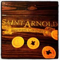 Photo taken at Saint Arnold Brewing Company by Adri C. on 2/23/2013
