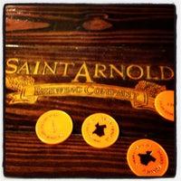 2/23/2013 tarihinde Adri C.ziyaretçi tarafından Saint Arnold Brewing Company'de çekilen fotoğraf