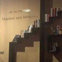 Photo taken at cafe es by Ayşegül Y. on 1/4/2015