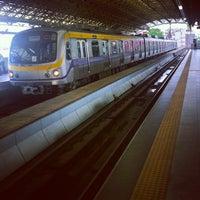 Foto tirada no(a) LRT 2 (Legarda Station) por loveanover a. em 6/9/2013