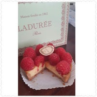 Photo taken at Ladurée by Shahad on 7/8/2013